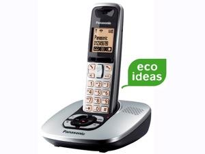 Nuevo teléfono inalámbrico DECT ECO de Panasonic