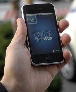 La aplicaci�n de navegaci�n Rutas Movistar llega a la App Store