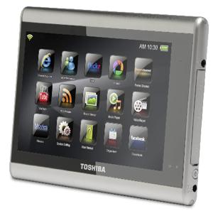 El tablet de Toshiba llega a España