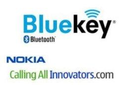La aplicación Bluekey premiada por NOKIA