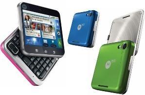 Motorola lanza FLIPOUT