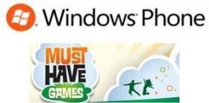Nuevos Juegos para Windows Phone 7