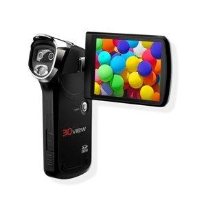 Videocámara 3D a precio de bolsillo