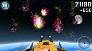Defiende la Tierra con Space Impact: Meteor Shield