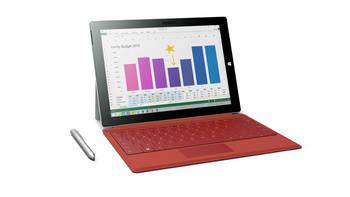 Ya está a la venta la tableta Surface 3