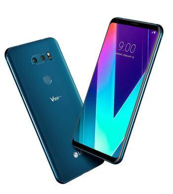 LG V30S, la inteligencia Artificial llega al móvil