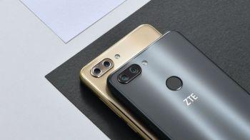 ZTE Blade V9, cámara nocturna y pantalla de marco reducido