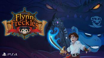 Flynn & Freckles y Rascal Revolt llegan a PlayStation 4