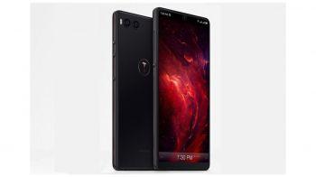 Smartisan lanza un 'smartphone' con un terabyte de almacenamiento, 8 GB de RAM y pantalla sin marcos