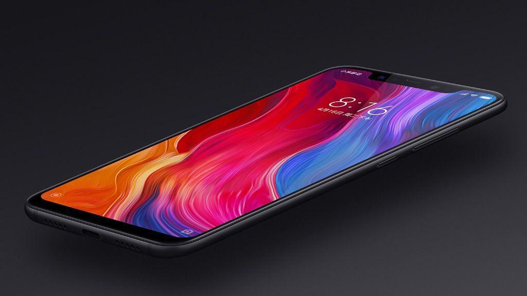 Mi 8 de Xiaomi, desbloqueo facial en 3D y cristal transparente