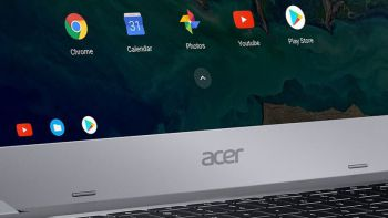 Primer Chromebook convertible de 15 pulgadas de Acer