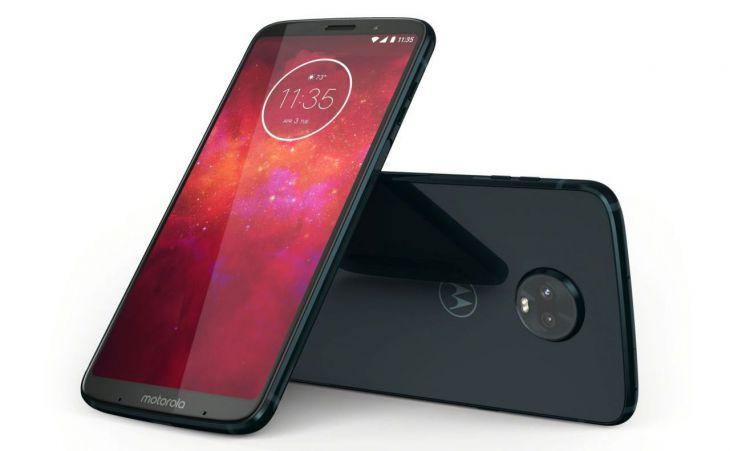 Moto z3 play, lo más nuevo de Motorola