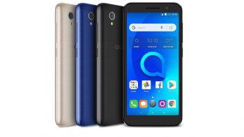 Alcatel 1, un smartphone que aúna diseño y rendimiento por 70 euros