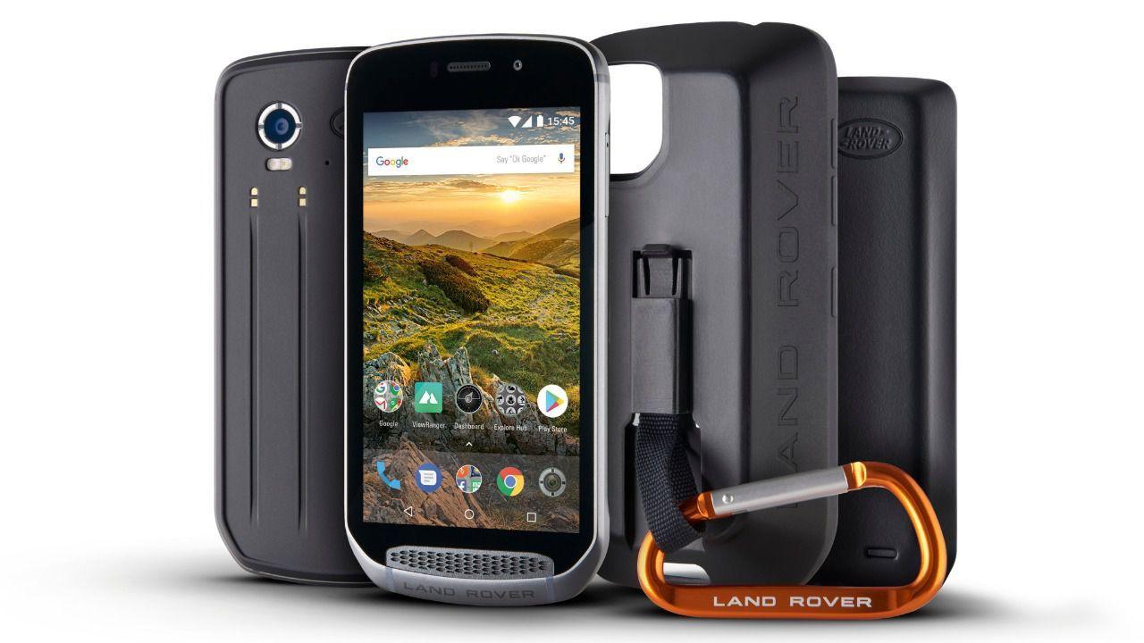 Vodafone lanza en exclyusiva el smartphone Land Rover Explore