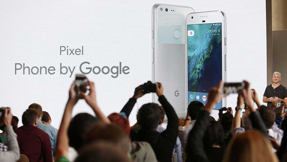 Google presenta en octubre el Pixel 4