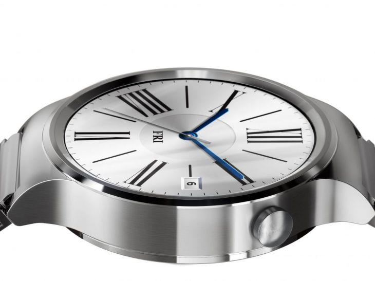 Huawei Watch, primer reloj inteligente de Huawei