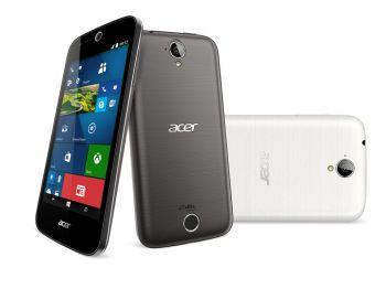 Nueva gama de smartphones Android y Windows de Acer