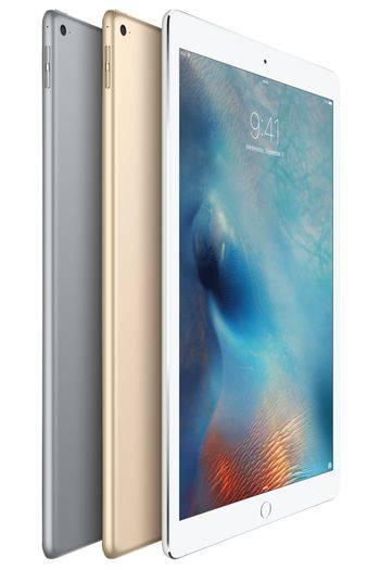 Apple presenta el iPad Pro con pantalla Retina de 12,9 pulgadas