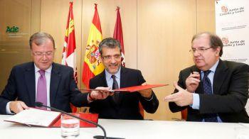 La Junta de Castilla y Le�n y Microsoft apuestan por la creaci�n de empresas de base tecnol�gica en la regi�n