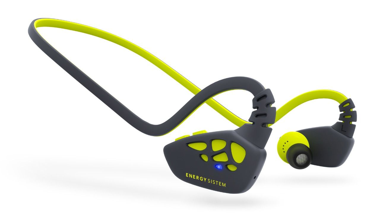 Energy Earphones Sport 3 Bluetooth, especialmente para el running