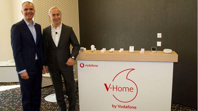 Vodafone y Samsung se unen para desarrollar el hogar inteligente