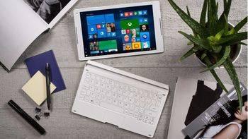 Nuevo ALCATEL PLUS 10 con sistema operativo WINDOWS 10