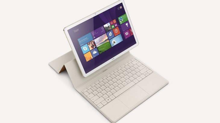 Huawei presenta el nuevo MateBook