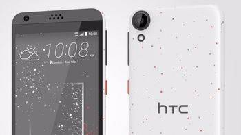 Nueva imagen para la gama Desire de HTC