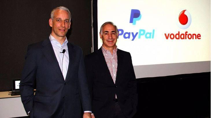 Espa�a, primer pais para Vodafone Wallet con Paypal