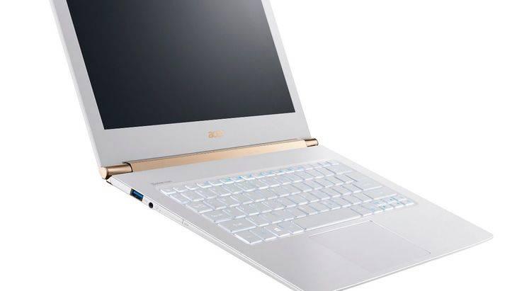 Aspire S 13 un ultradelgado que fusiona rendimiento, diseño y valor