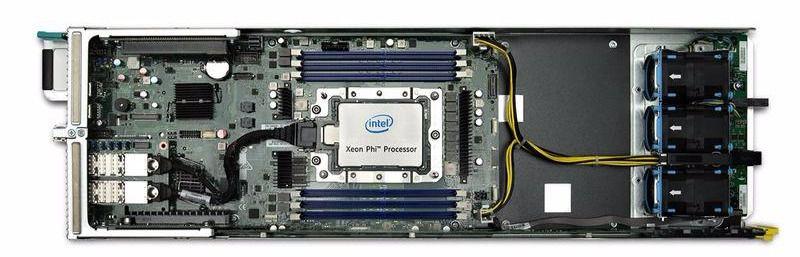 Intel lanza el procesador Intel® Xeon Phi