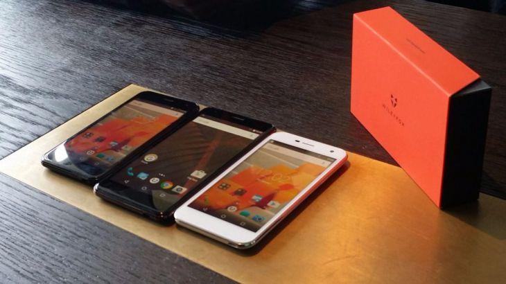 Wileyfox presenta al mundo Spark, la nueva gama de smarthphone