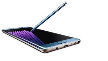 Samsung Galaxy Note7, el nuevo miembro de la familia llega con ganas