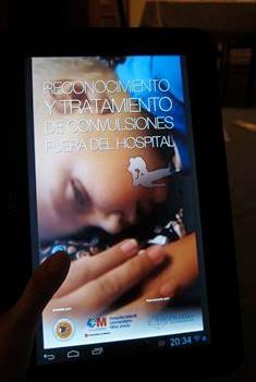 Responder a la epilépsia desde el móvil