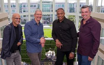 Apple cierra la compra de Beats