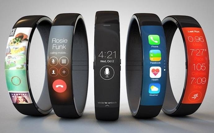 El reloj inteligente de Apple llegará en octubre