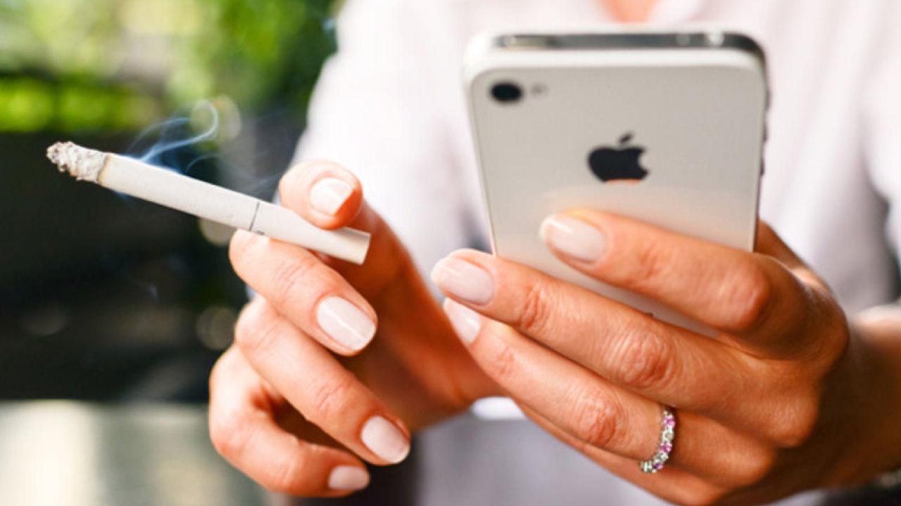 El fumar la dependencia el informe