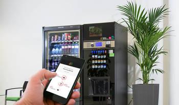 Saca el café de la máquina con Button Barista App