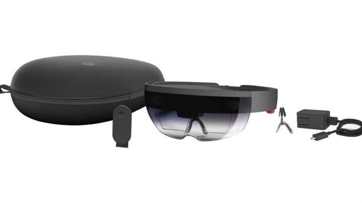 Microsoft comercializa en España sus gafas de realidad mixta HoloLens