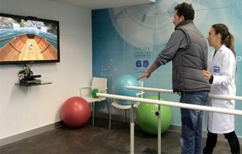 Kinect ayuda a la rehabilitación de pacientes con esclerosis múltiple
