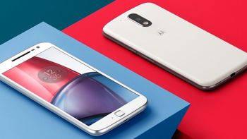 Motorola presenta sus nuevos terminales Moto G4 y G4 Plus