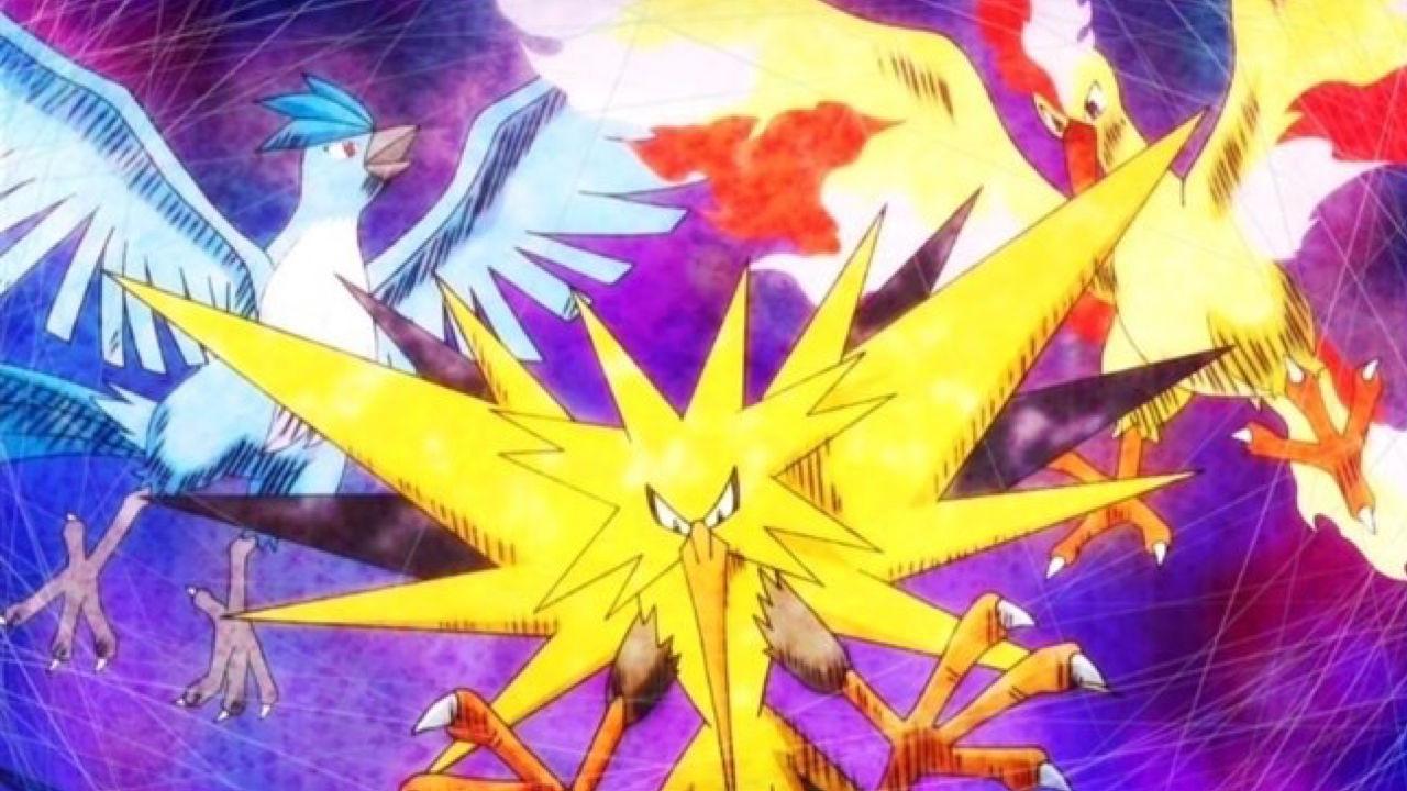 Los pokémon legendarios llegarán a Pokémon GO en 2017