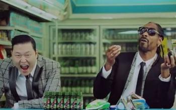 El dueto Psy y Snopp Dogg arrasan en YouTube: 'Hangover'