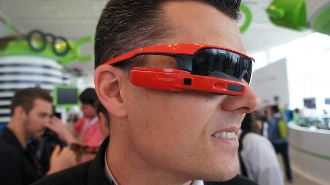 Google Glass Copycat saldrá a la venta en un año