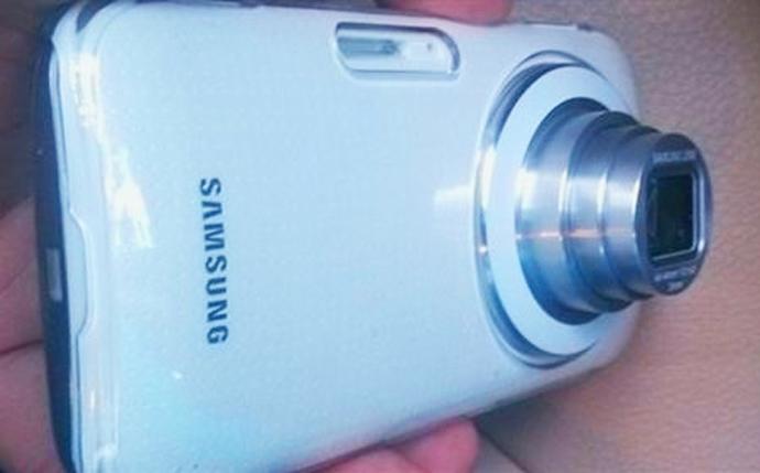 Se filtran imagenes del Samsung Galaxy K