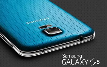 El Galaxy S5 sale a la venta sin que Samsung lo sepa