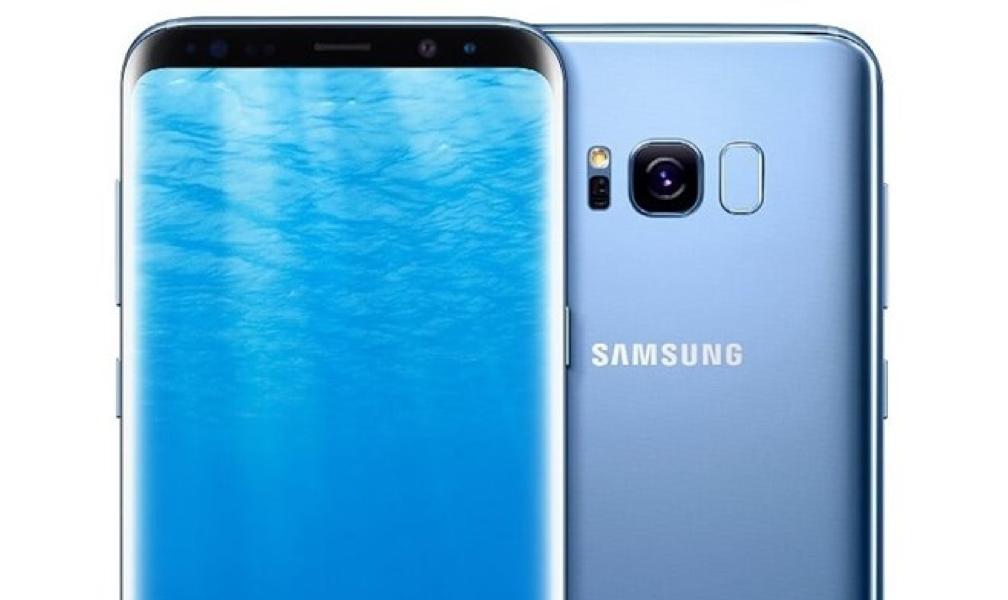 Samsung presenta su nuevo Galaxy S8 con pantalla infinita y el asistente virtual Bixby