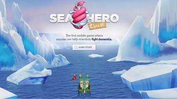 Sea HeroQuest, el videojuego que ayuda a diagnosticar el Alzheimer