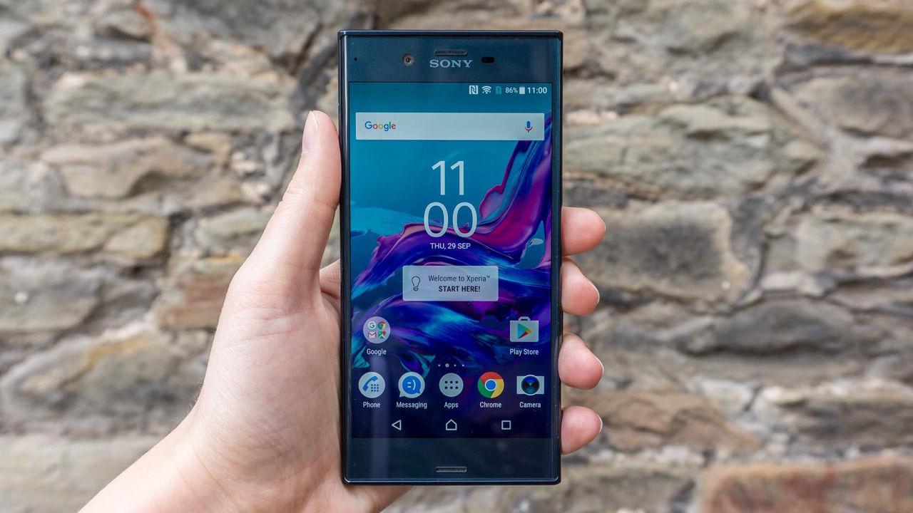 Sony presenta el Xperia XZ Premium y renueva su gama media