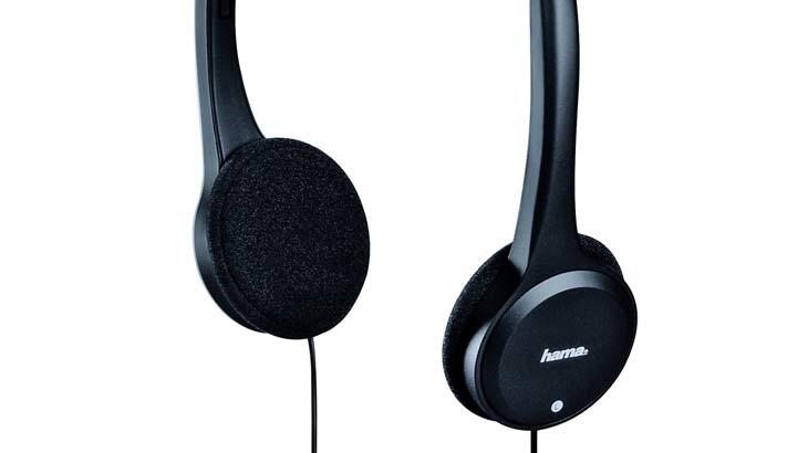 Nuevos auriculares multiusos de Hama